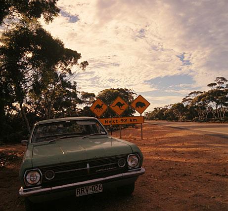 pays autour australie